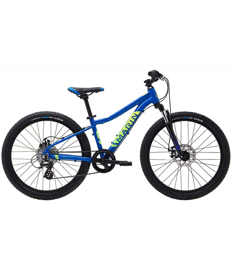 "Marin Bayview Trail 24"" Disc Boy's Mountain Bike - 2018 Kid's Bikes"