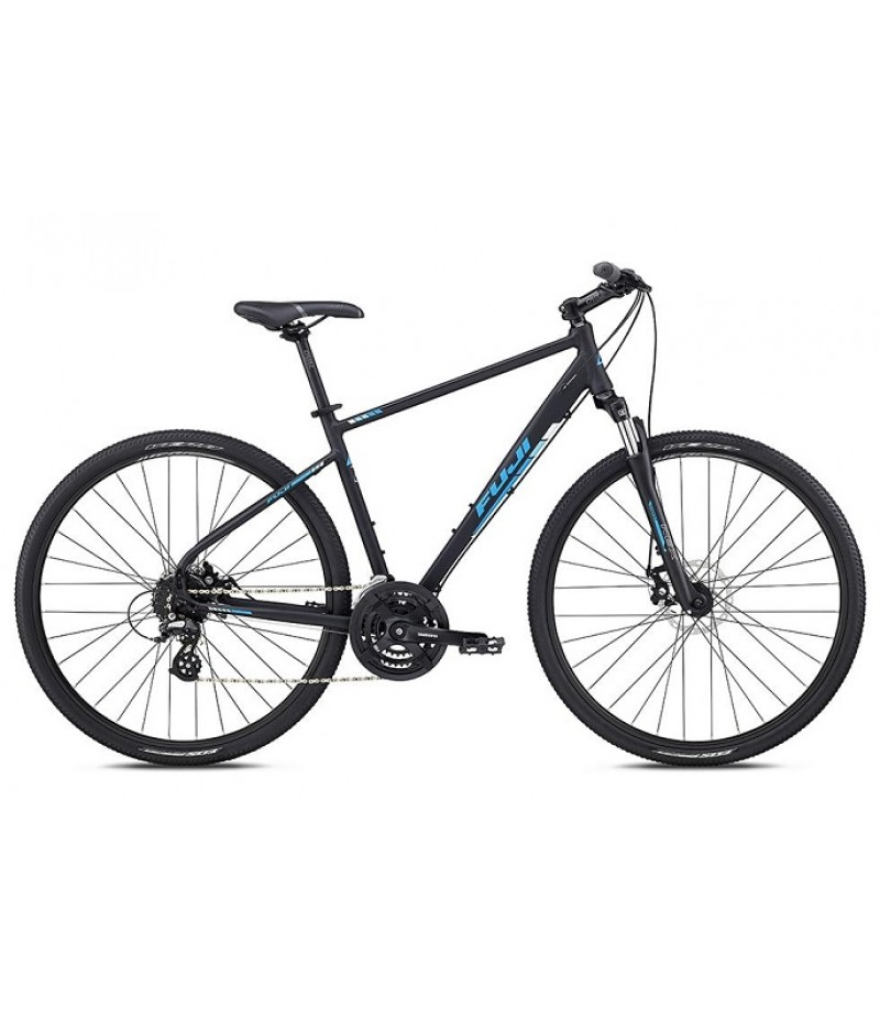 Fuji Traverse 1.7 Disc Sport Hybrid - 2018 Path & Pavement Bikes