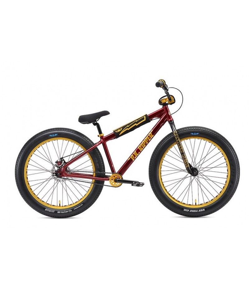"SE Fat Ripper 26"" BMX Bike - 2018 BMX Bikes"