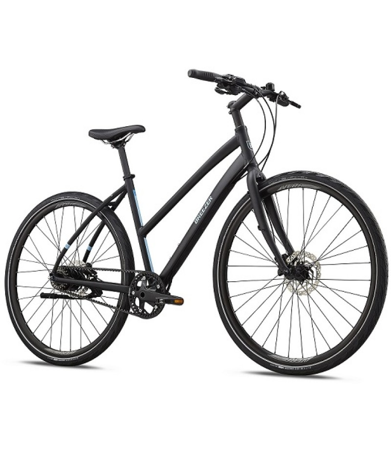 Breezer Beltway 8 ST City Bike - 2018 Path & Pavement Bikes