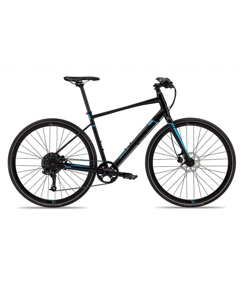 Marin Fairfax SC5 City Bike - 2016 Path & Pavement Bikes