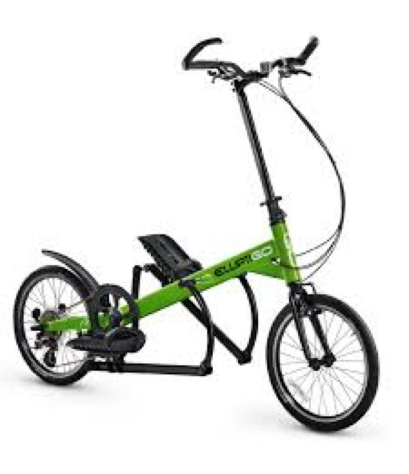 ElliptiGo ARC 24 Outdoor Elliptical Bike Path & Pavement Bikes