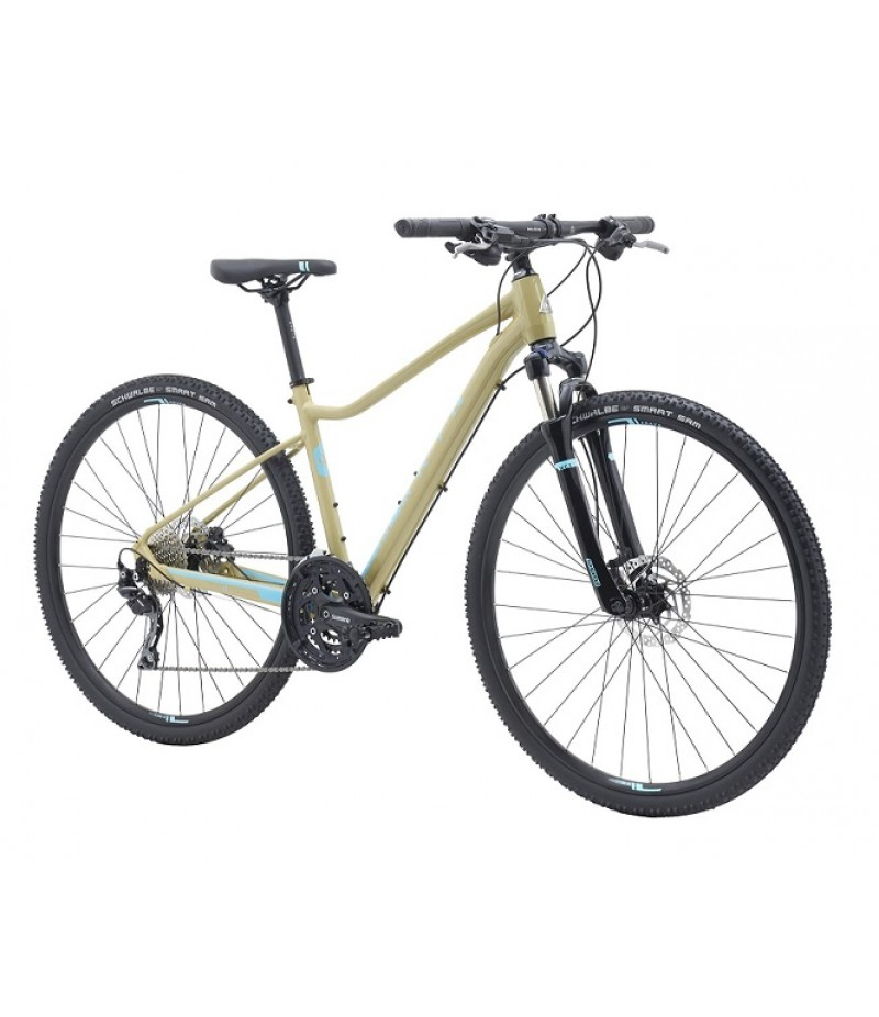 Marin San Anselmo DS4 Women's Sport Hybrid Bike -- 2018 Path & Pavement Bikes