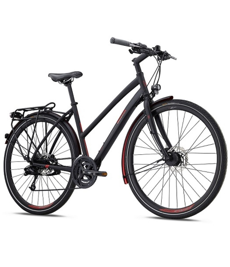 Breezer Liberty R 1.3+ Women's City Bike -- 2018 Path & Pavement Bikes