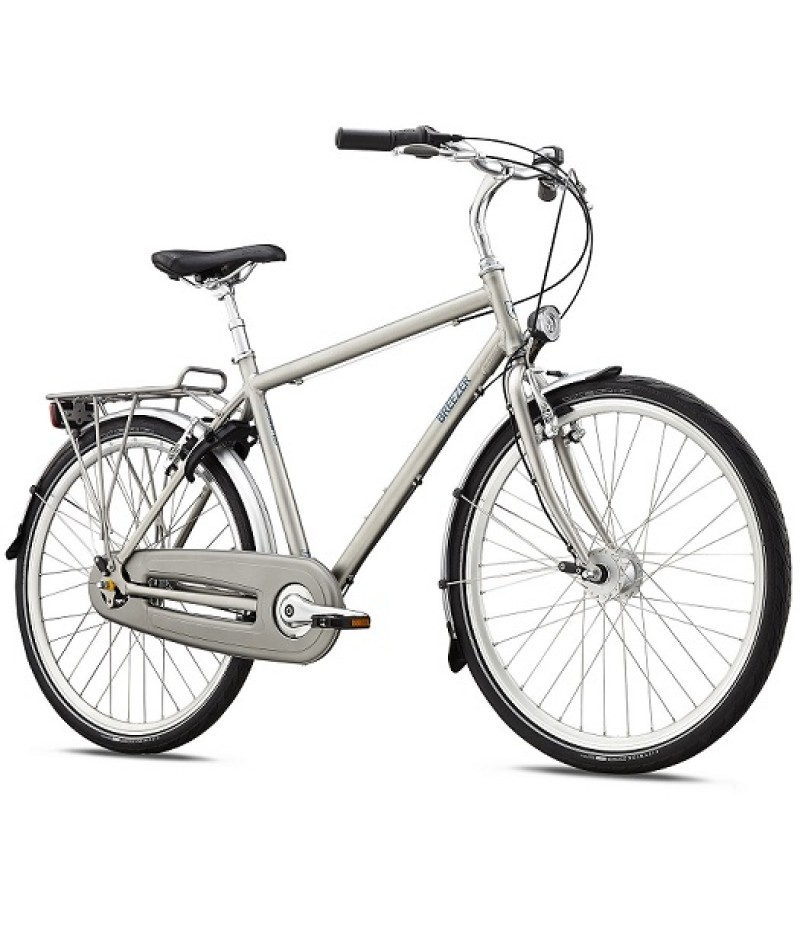 Breezer Uptown 8 City Bike - 2018 Path & Pavement Bikes