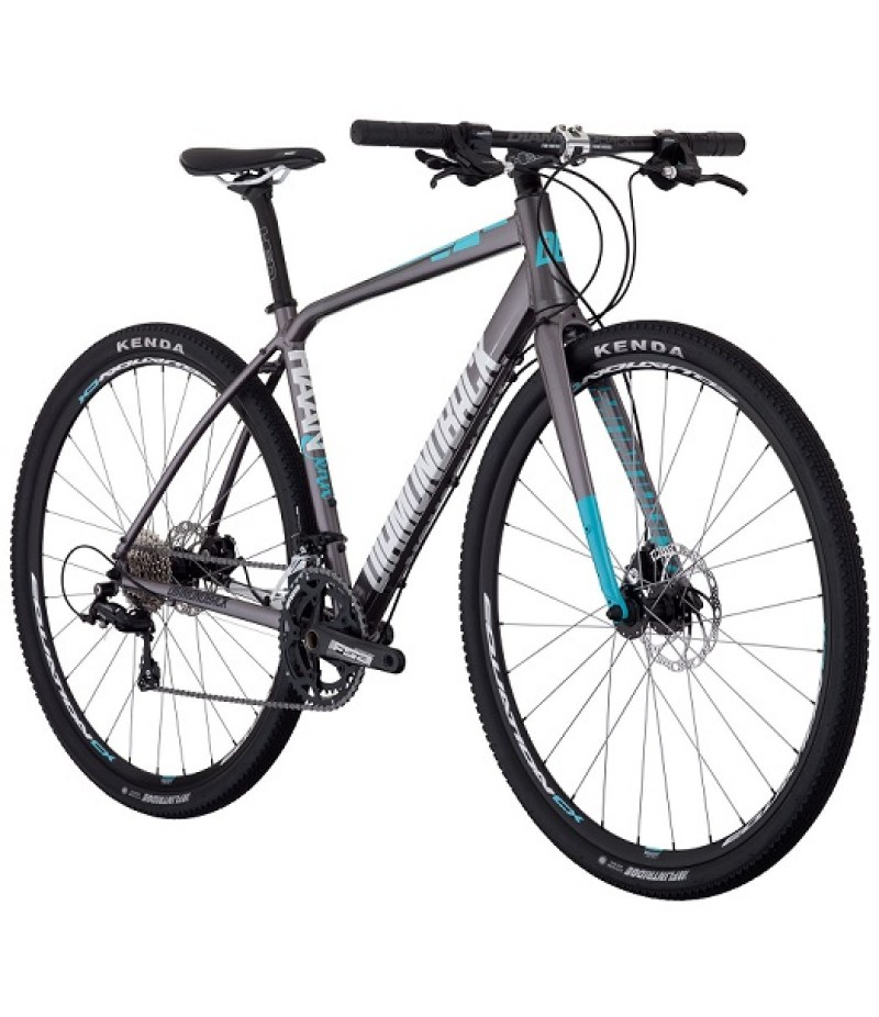 Diamondback Haanjenn Women's Gravel Bike - 2017 Path & Pavement Bikes