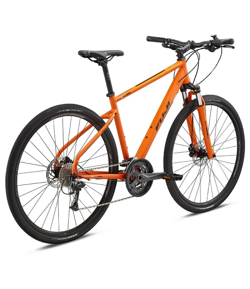 Fuji Traverse 1.3 Disc Sport Hybrid - 2018 Path & Pavement Bikes