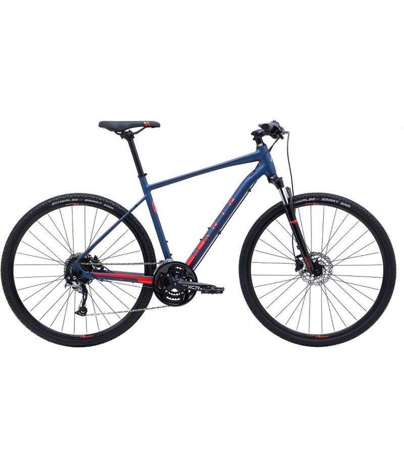 Marin San Rafael DS3 Sport Hybrid Bike - 2018 Path & Pavement Bikes