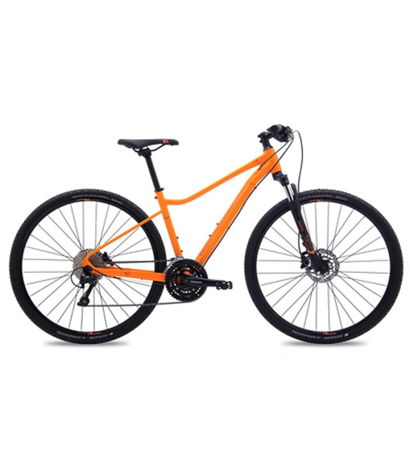 Marin San Anselmo DS4 Women's Sport Hybrid Bike - 2017 Path & Pavement Bikes