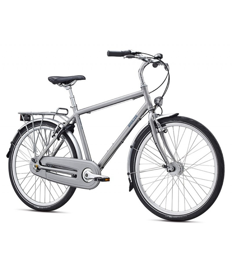 Breezer Uptown 8 Commuter Bike - 2017 Path & Pavement Bikes