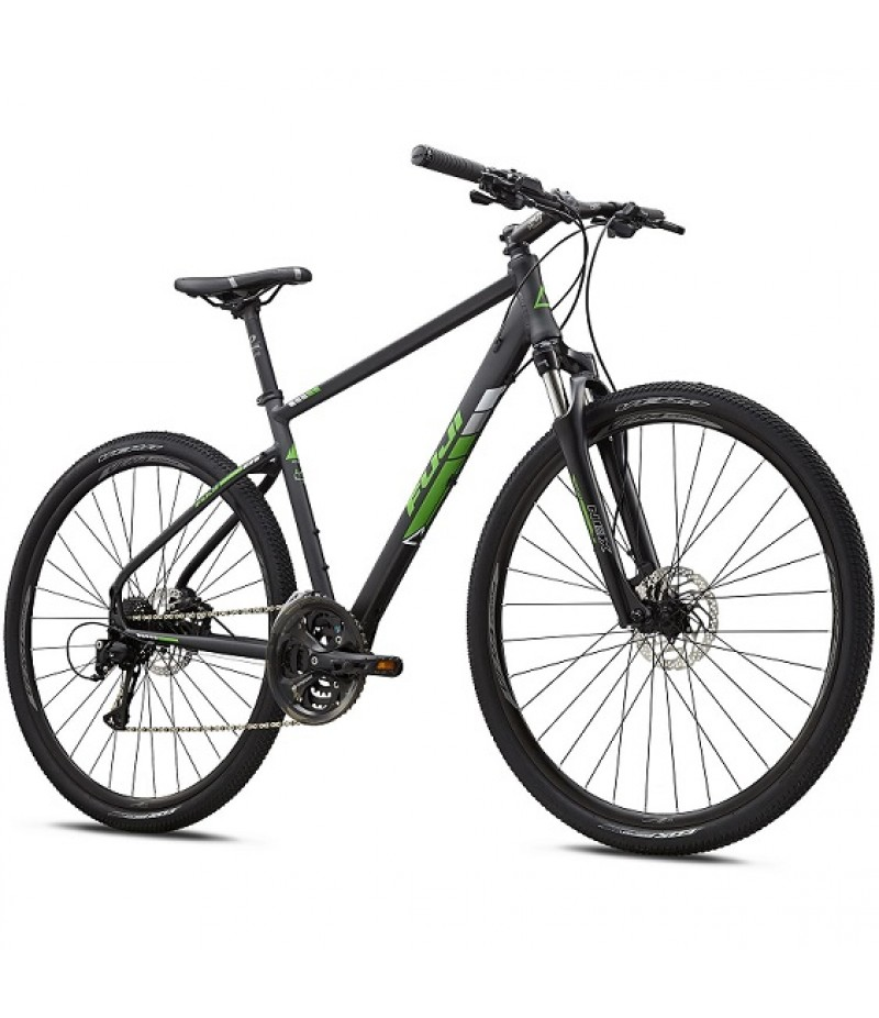 Fuji Traverse 1.5 Disc Sport Hybrid Bike -- 2018 Path & Pavement Bikes
