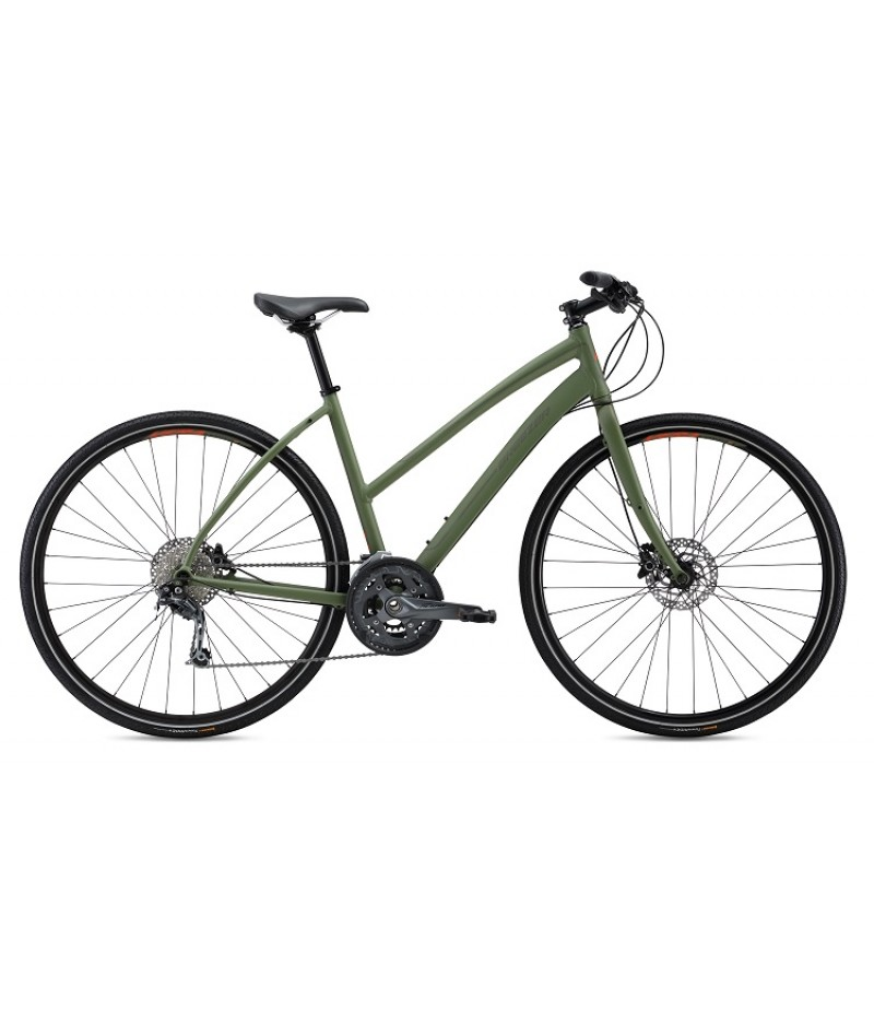 Breezer Liberty 3R Women's Hybrid - 2016 Path & Pavement Bikes