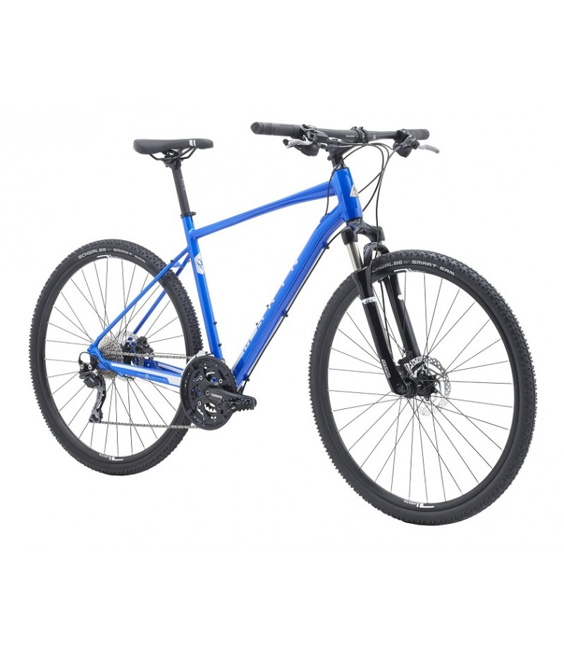 Marin San Rafael DS4 Sport Hybrid Bike - 2017 Path & Pavement Bikes