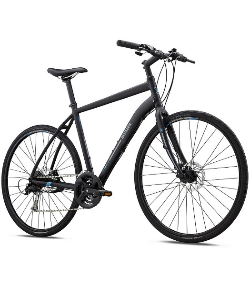 Breezer Liberty R2.3 ST Women's Hybrid Bike - 2018 Path & Pavement Bikes