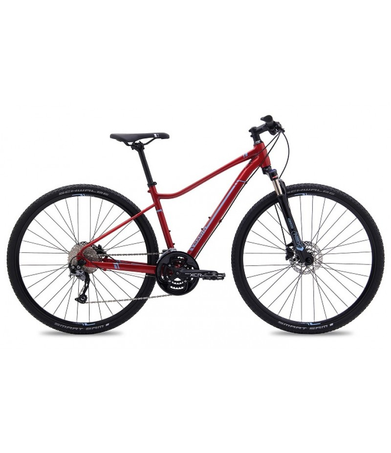 Marin San Anselmo DS3 Women's Sport Hybrid Bike - 2017 Path & Pavement Bikes