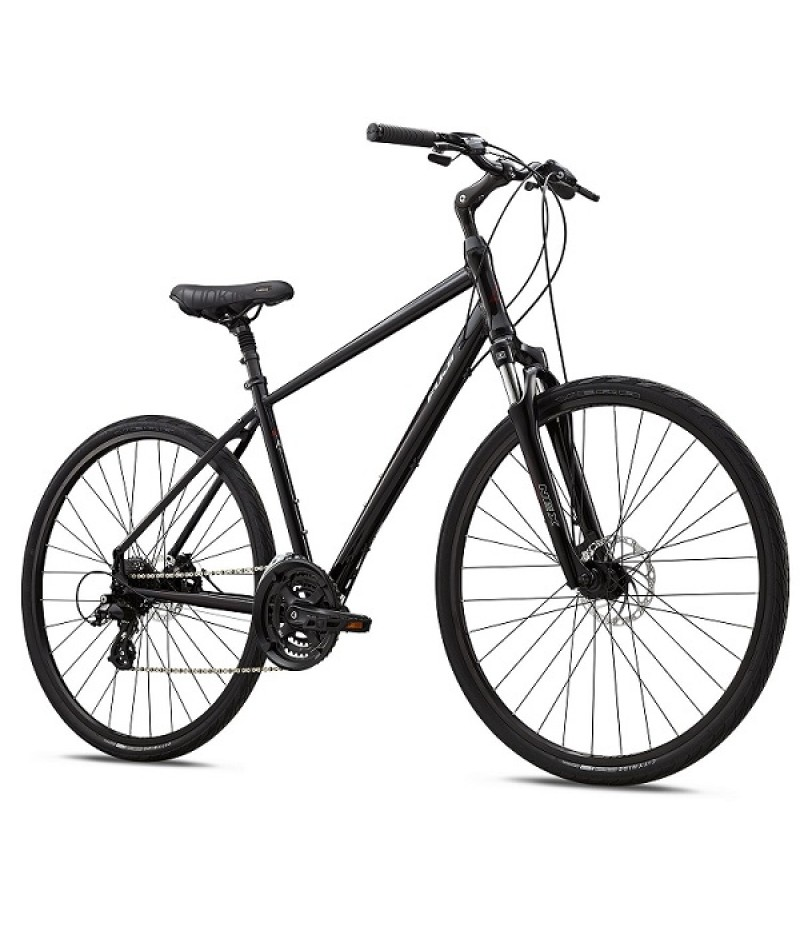 Fuji Crosstown 1.3 Disc Comfort Bike - 2018 Path & Pavement Bikes