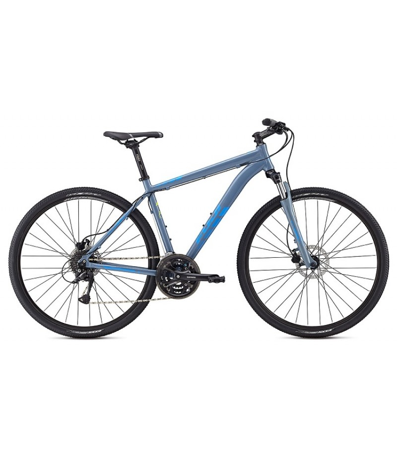 Fuji Traverse 1.5 Disc Women's Sport Hybrid - 2017 Path & Pavement Bikes