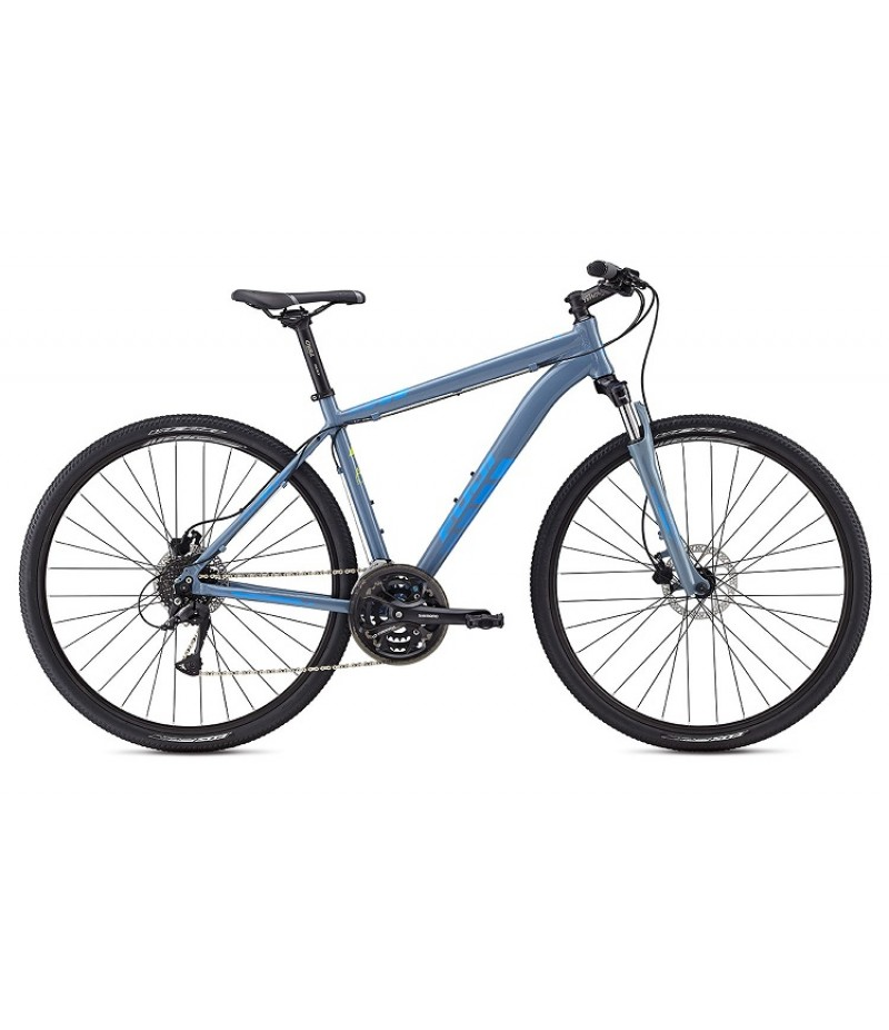 Fuji Traverse 1.5 Disc Sport Hybrid Bike - 2017 Path & Pavement Bikes