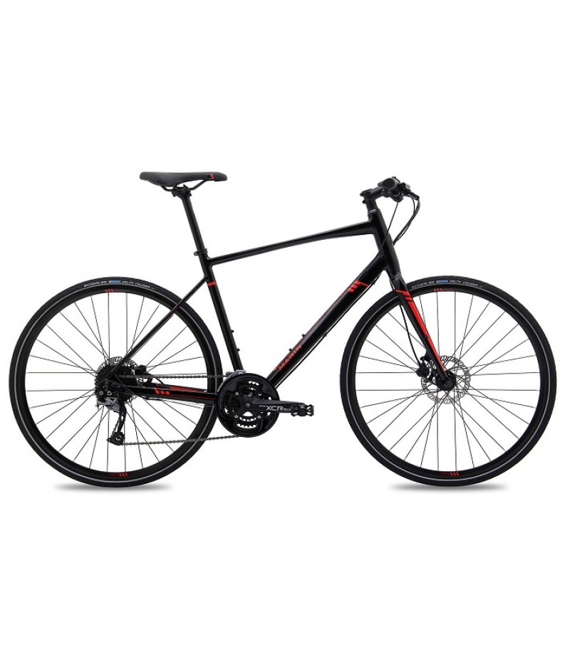 Marin Fairfax SC3 City Bike -- 2017 Path & Pavement Bikes
