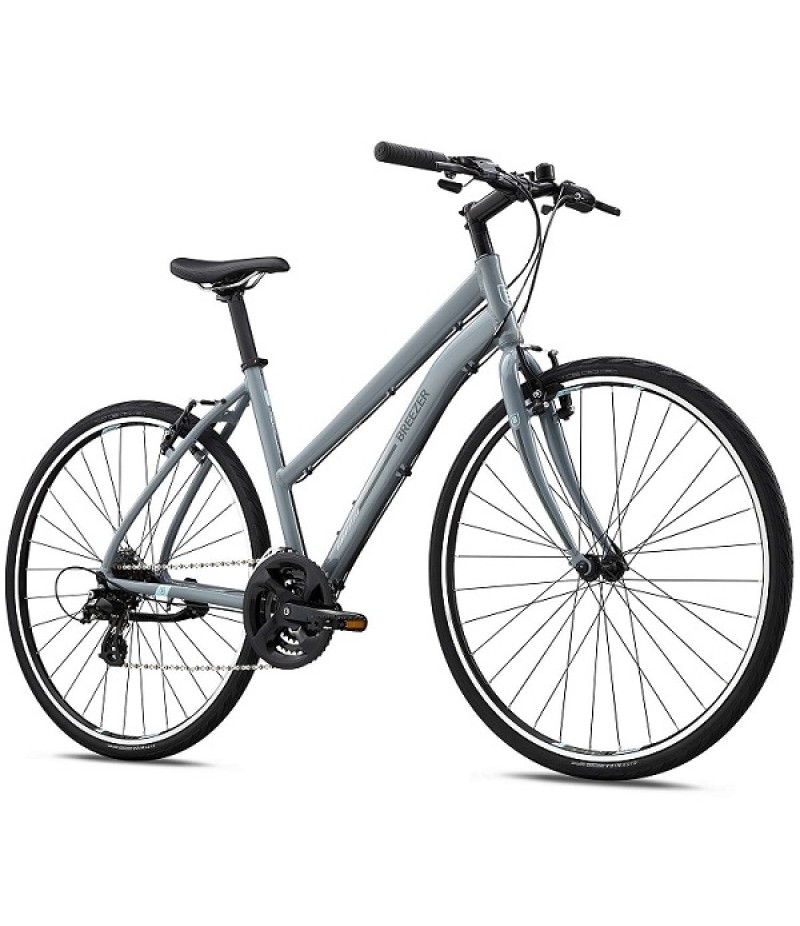 Breezer Liberty R2.5 ST Women's Hybrid Bike - 2018 Path & Pavement Bikes