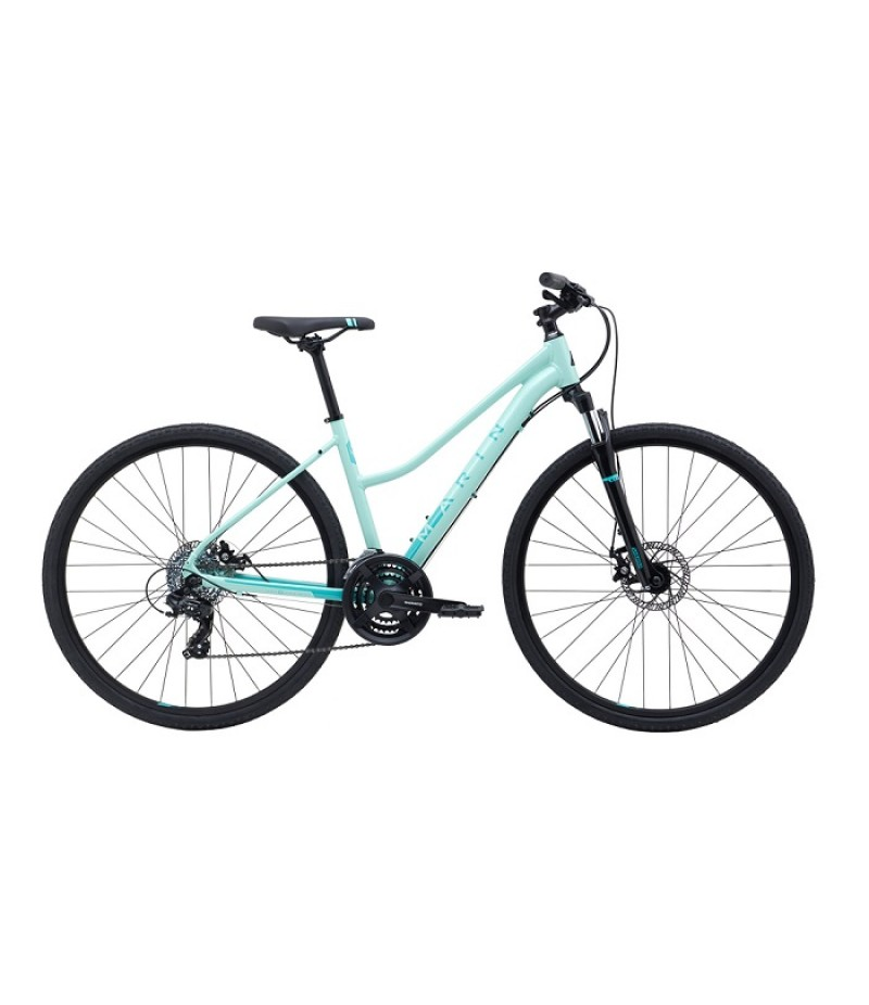 Marin San Anselmo DS1 Women's Sport Hybrid Bike - 2018 Path & Pavement Bikes