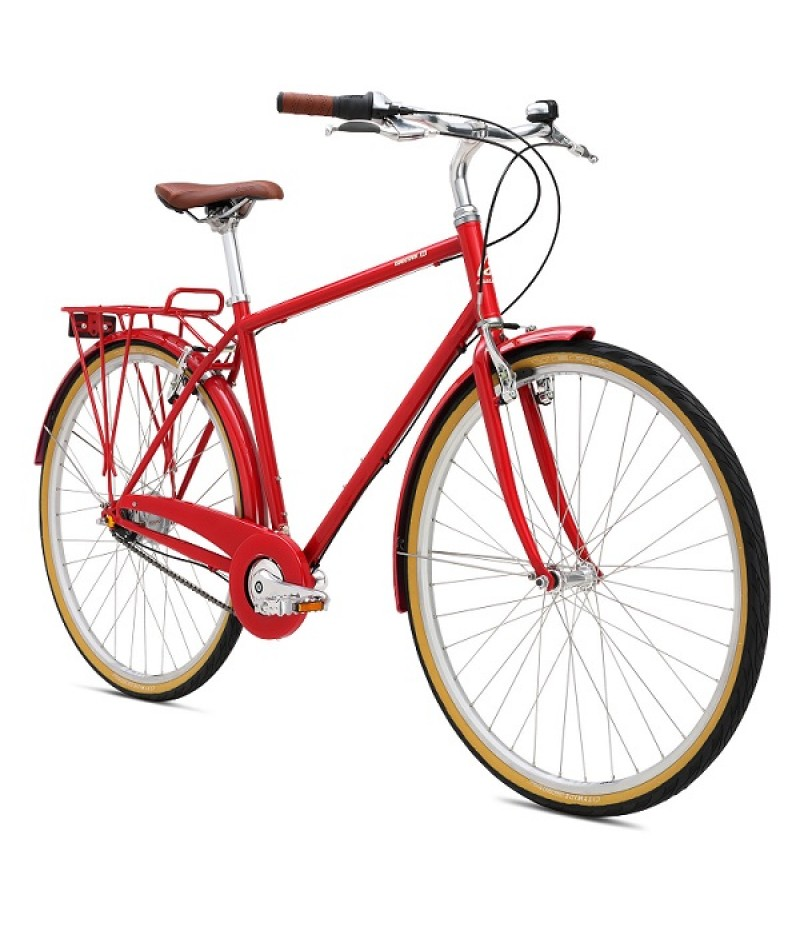 Breezer Downtown 8 City Bike - 2016 Path & Pavement Bikes