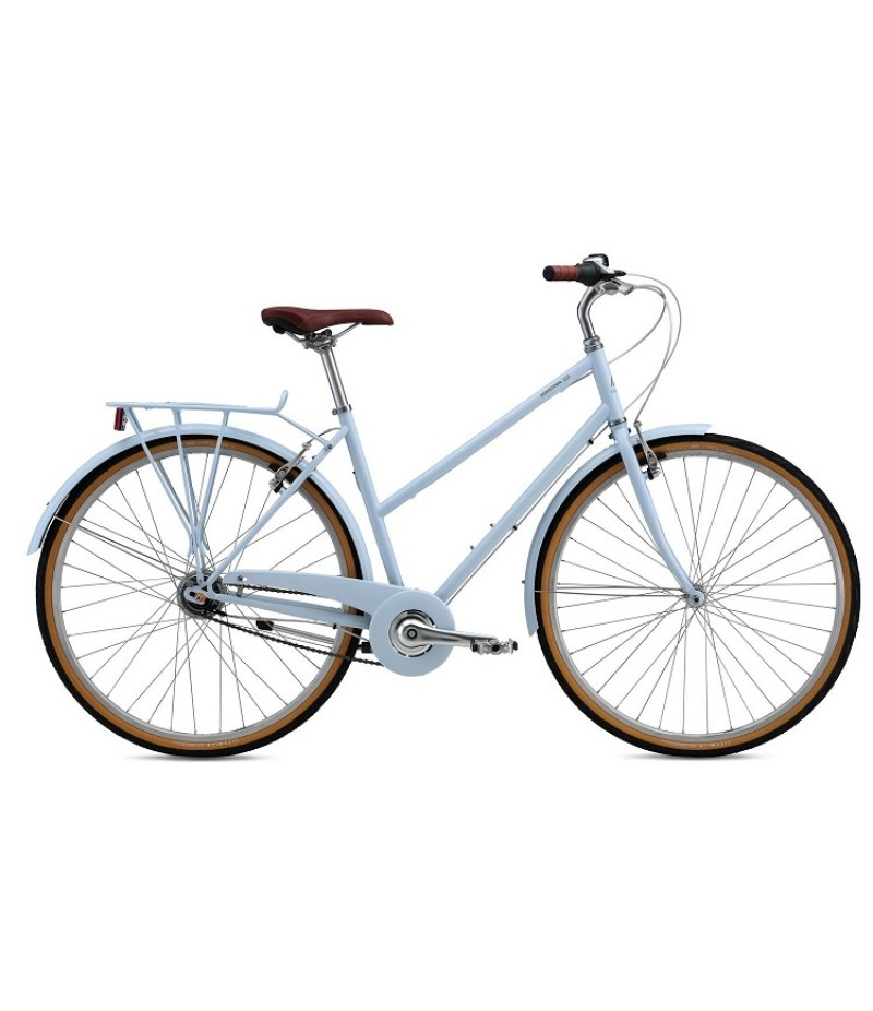 Breezer Downtown 8 ST City Bike - 2016 Path & Pavement Bikes