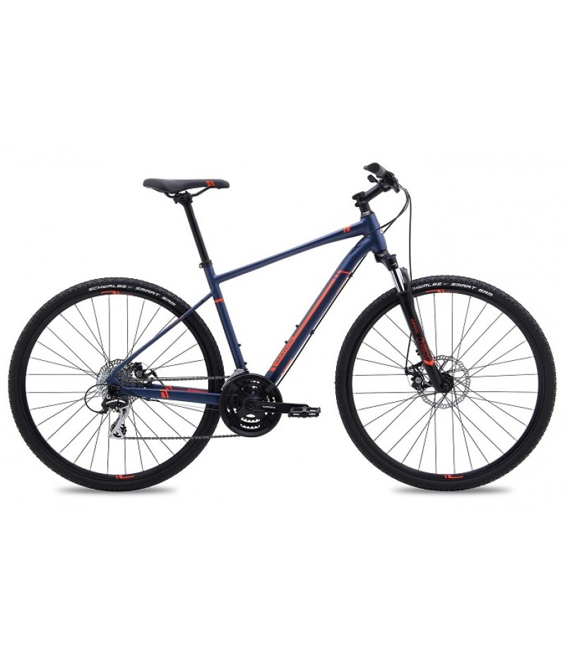 Marin San Rafael DS2 Sport Hybrid Bike - 2017 Path & Pavement Bikes