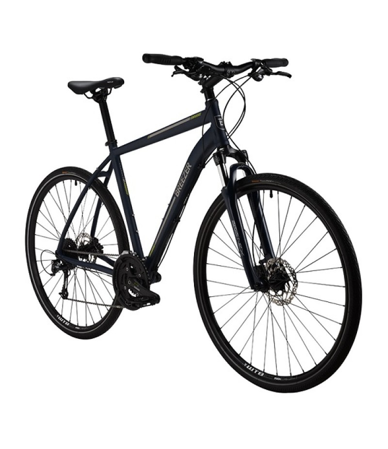 Breezer Villager 3 Disc City Bike Path & Pavement Bikes