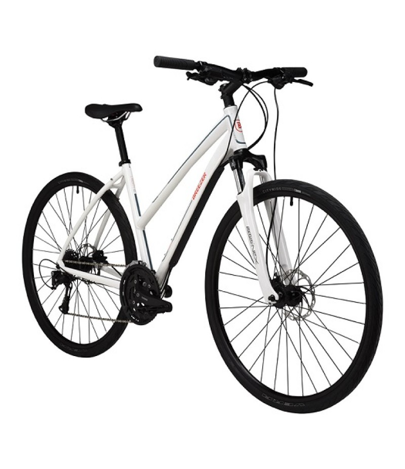 Breezer Liberty 4S Women's City Bike Path & Pavement Bikes