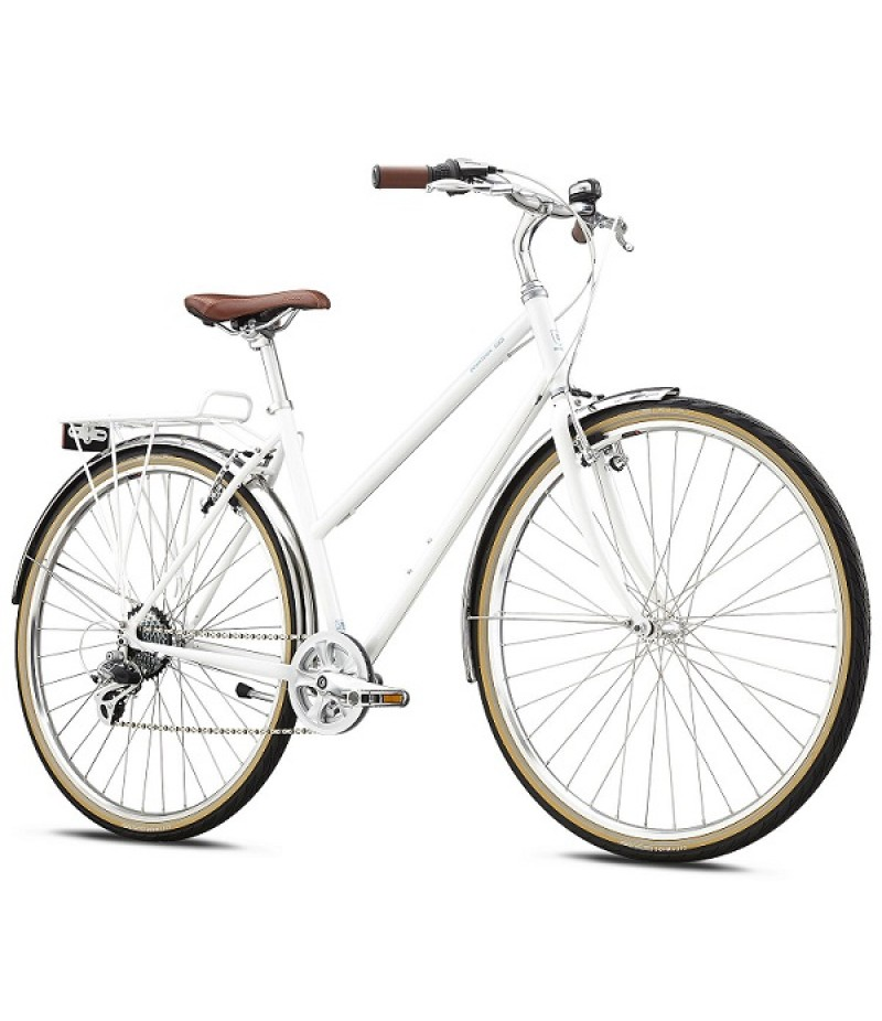 Breezer Downtown EX Women's City Bike - 2018 Path & Pavement Bikes