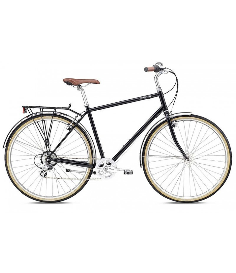 Breezer Downtown EX City Bike - 2018 Path & Pavement Bikes