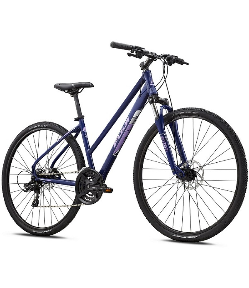 Fuji Traverse 1.9 Disc Women's Sport Hybrid - 2018 Path & Pavement Bikes