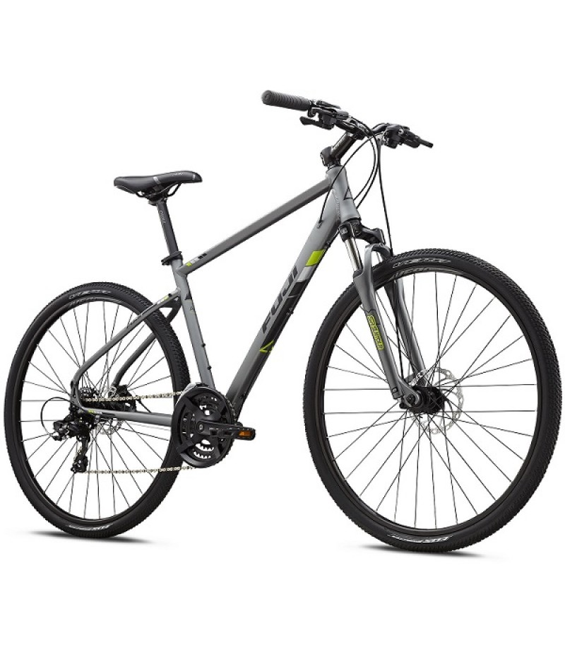 Fuji Traverse 1.9 Disc Sport Hybrid - 2018 Path & Pavement Bikes