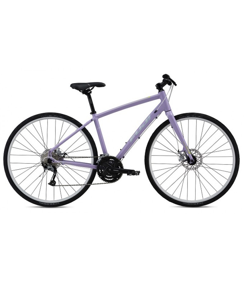 Fuji Silhouette 1.7 Disc Women's Flat Bar Road Bike - 2016 Path & Pavement Bikes