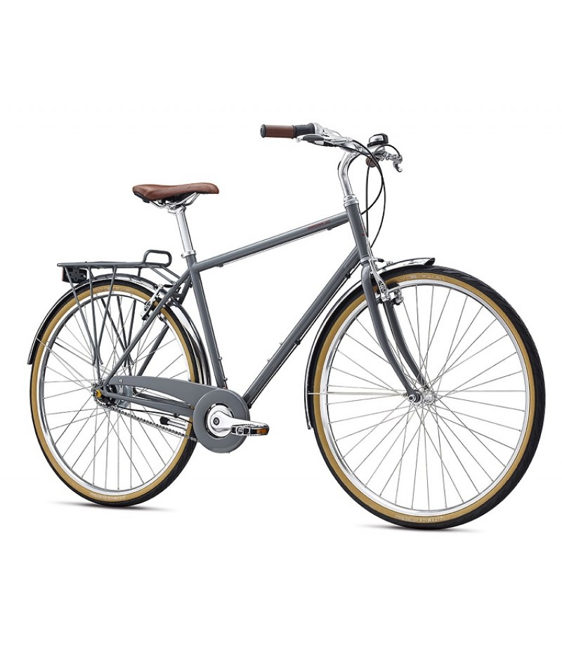 Breezer Downtown 8 City Bike -- 2017 Path & Pavement Bikes
