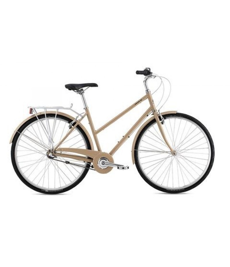 Breezer Downtown 3 ST City Bike - 2016 Path & Pavement Bikes