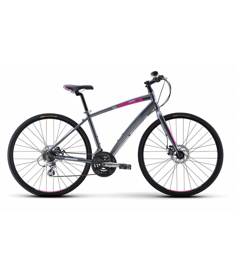 Diamondback Clarity 2 Women's Flat Bar Road Bike - 2017 Path & Pavement Bikes