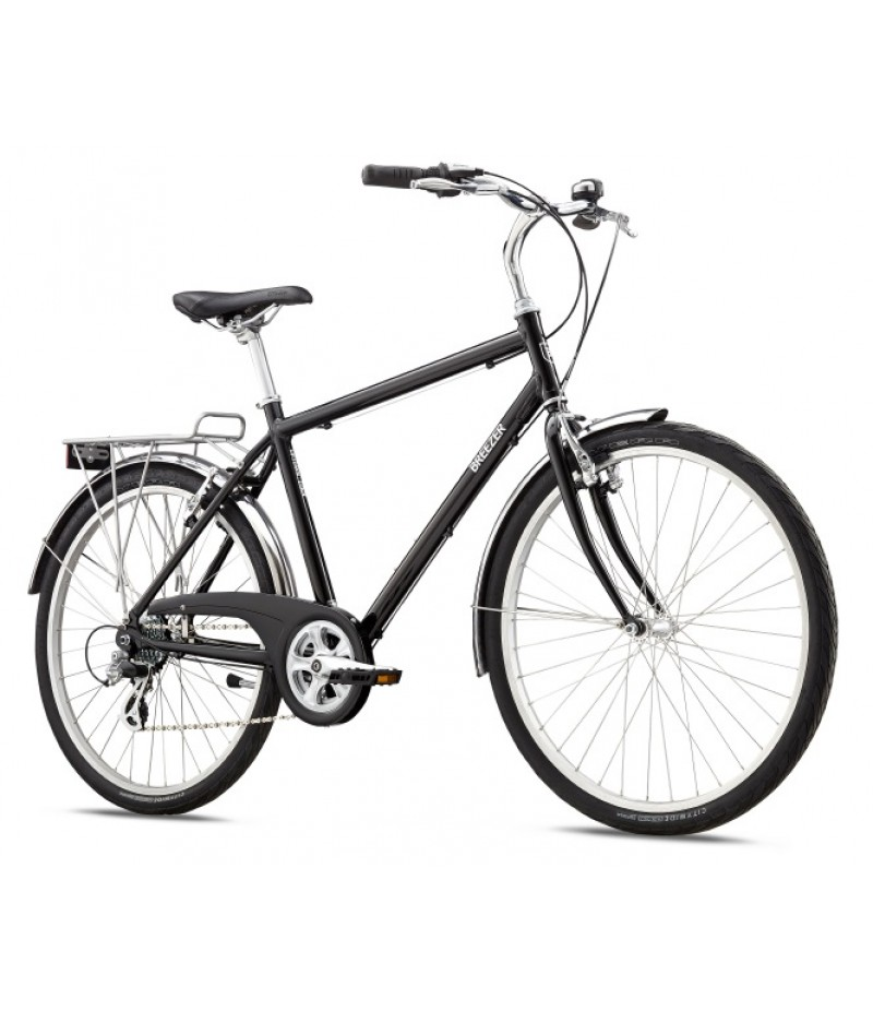 Breezer Uptown EX City Bike -- 2017 Path & Pavement Bikes