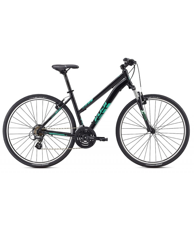 Fuji Traverse 1.9 Disc Women's Sport Hybrid Bike - 2017 Path & Pavement Bikes