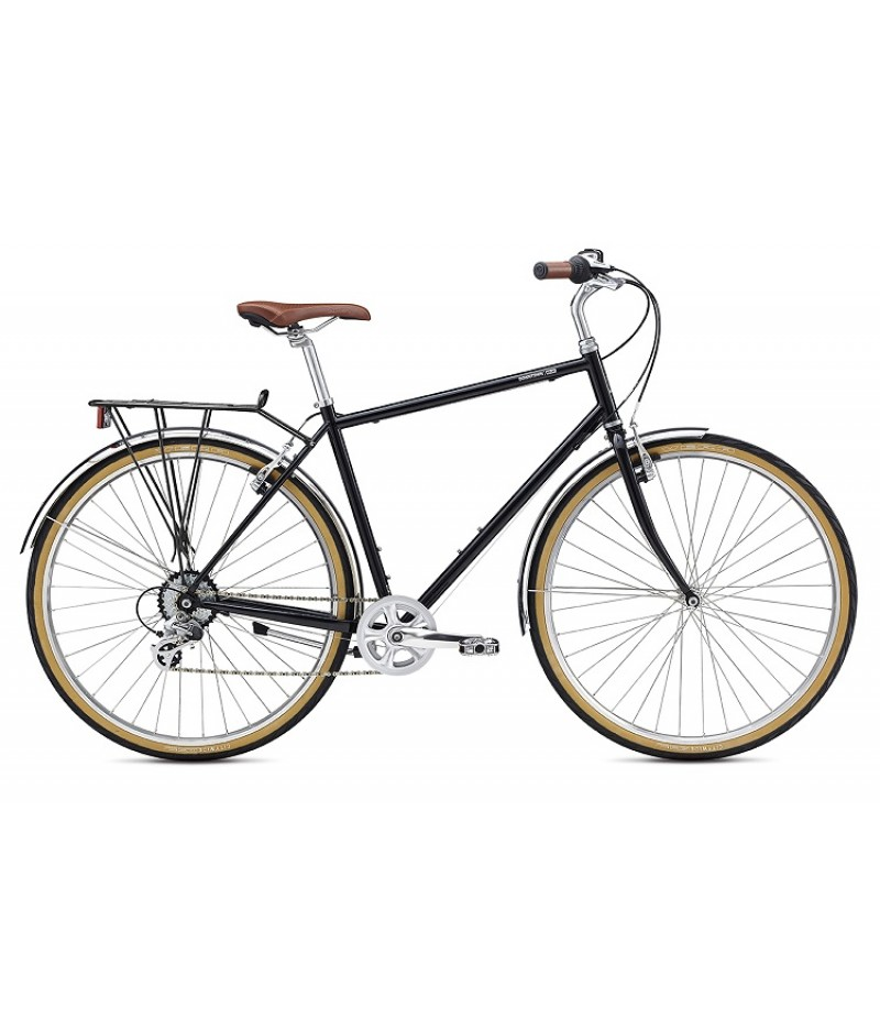 Breezer Downtown EX City Bike - 2017 Path & Pavement Bikes
