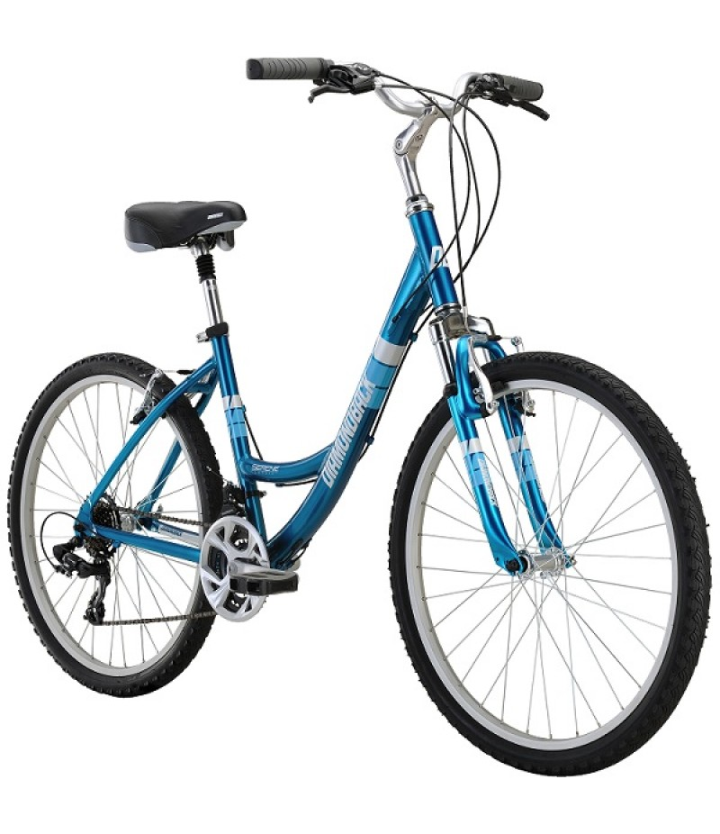 Diamondback Serene Classic Comfort Bike - 2017 Path & Pavement Bikes