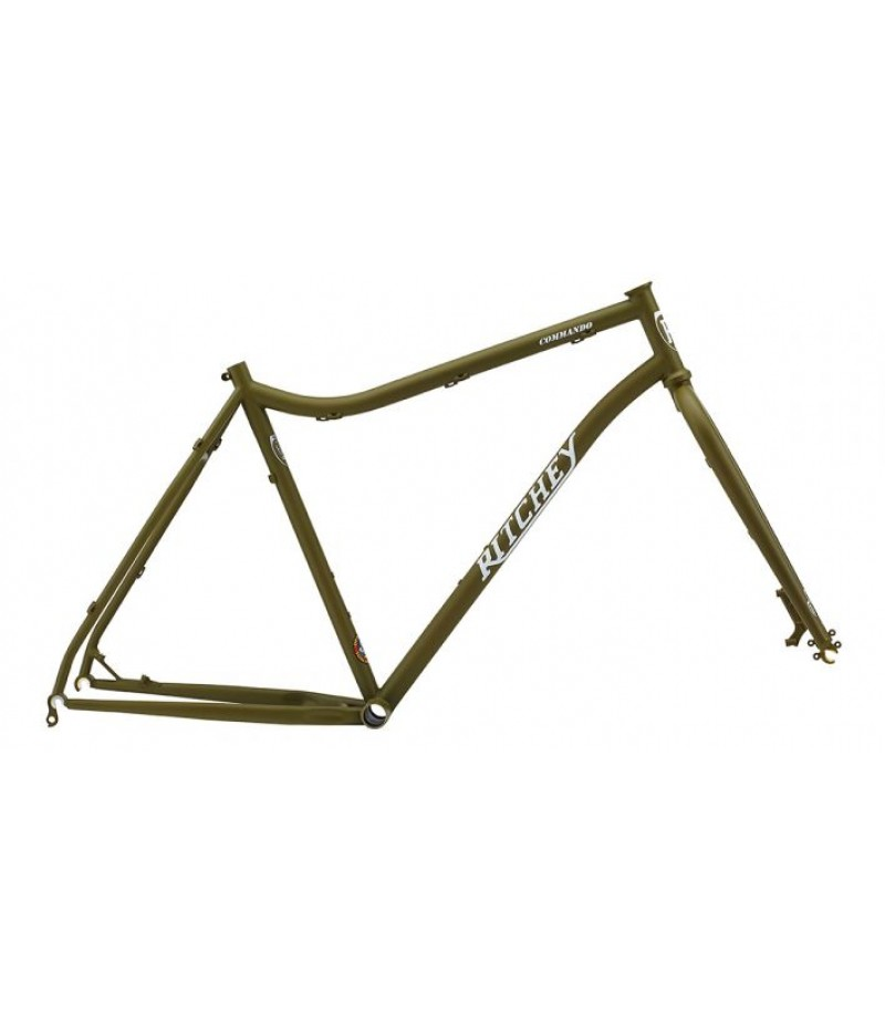 Ritchey Commando Fat Bike Frameset Bike Frames