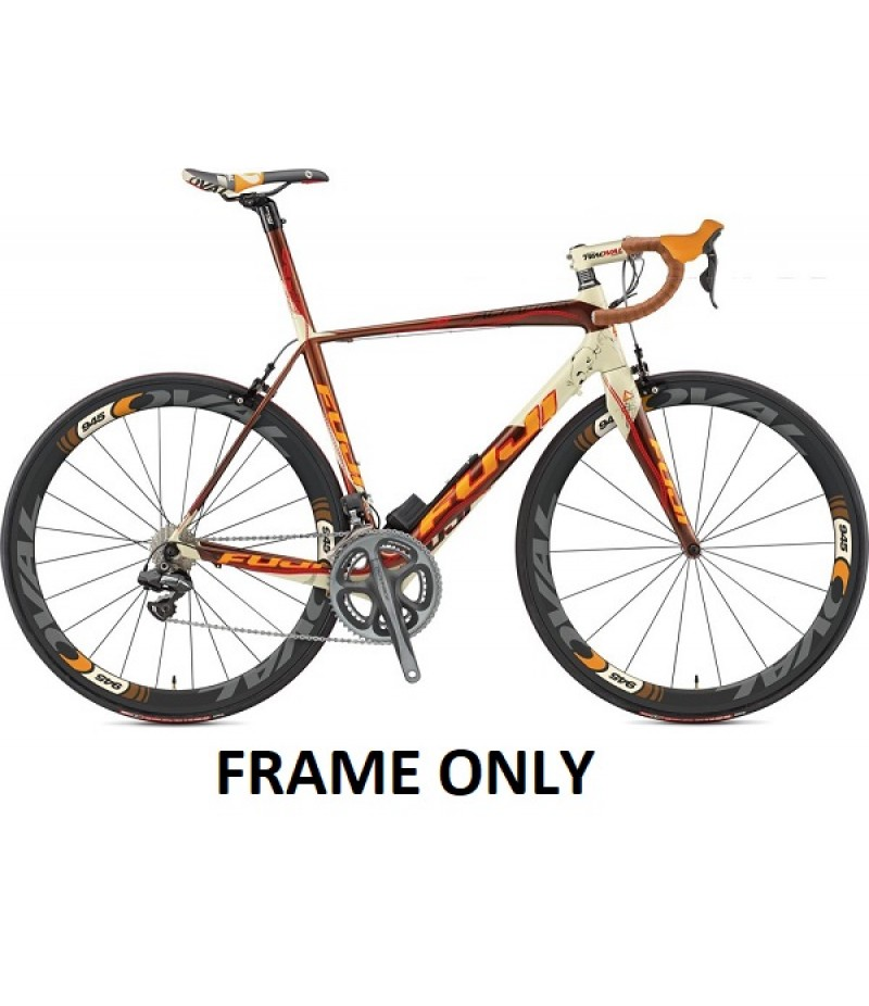 Fuji Altamira LTD Carbon Frameset -- 2011 Bike Frames