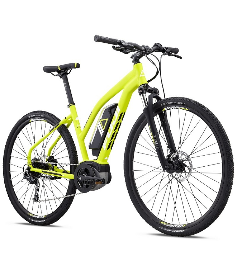 Fuji E-Traverse 1.3 ST Women's Electric Bike - 2018