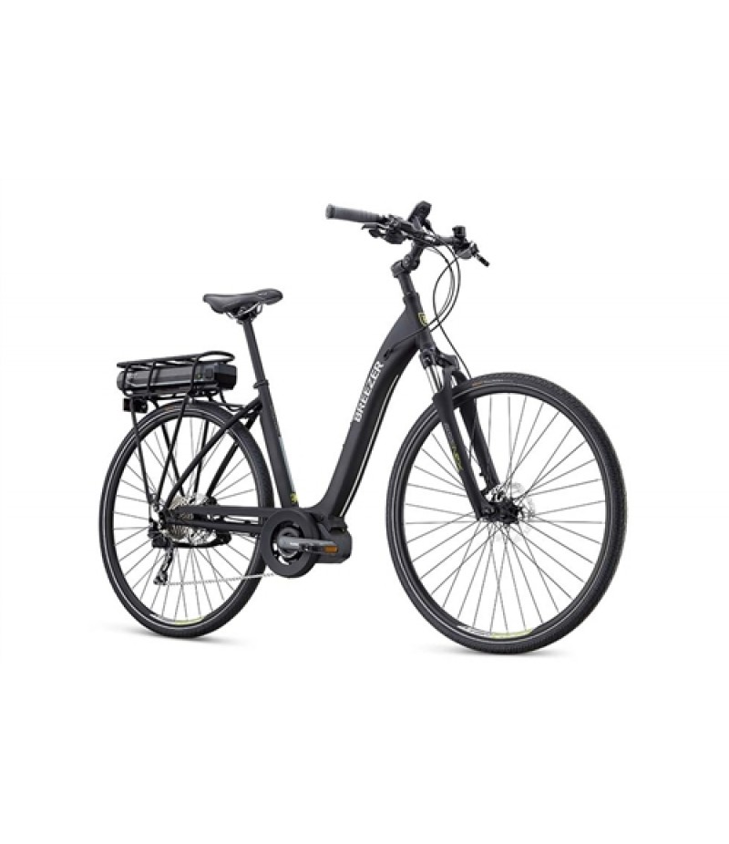 Breezer Greenway Low-Step e-Bike - 2018