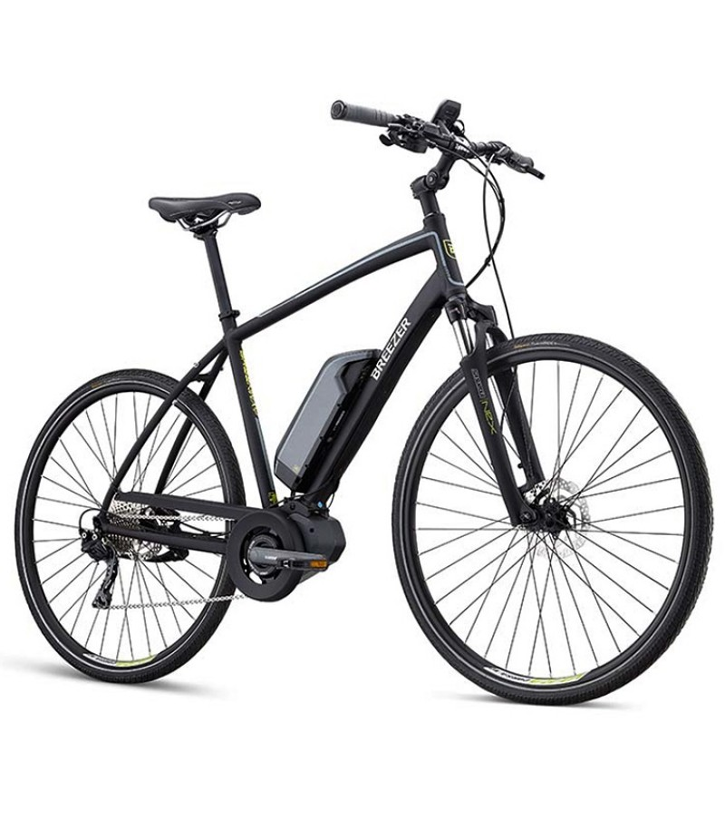 Breezer Greenway e-Bike - 2018 E-Bikes