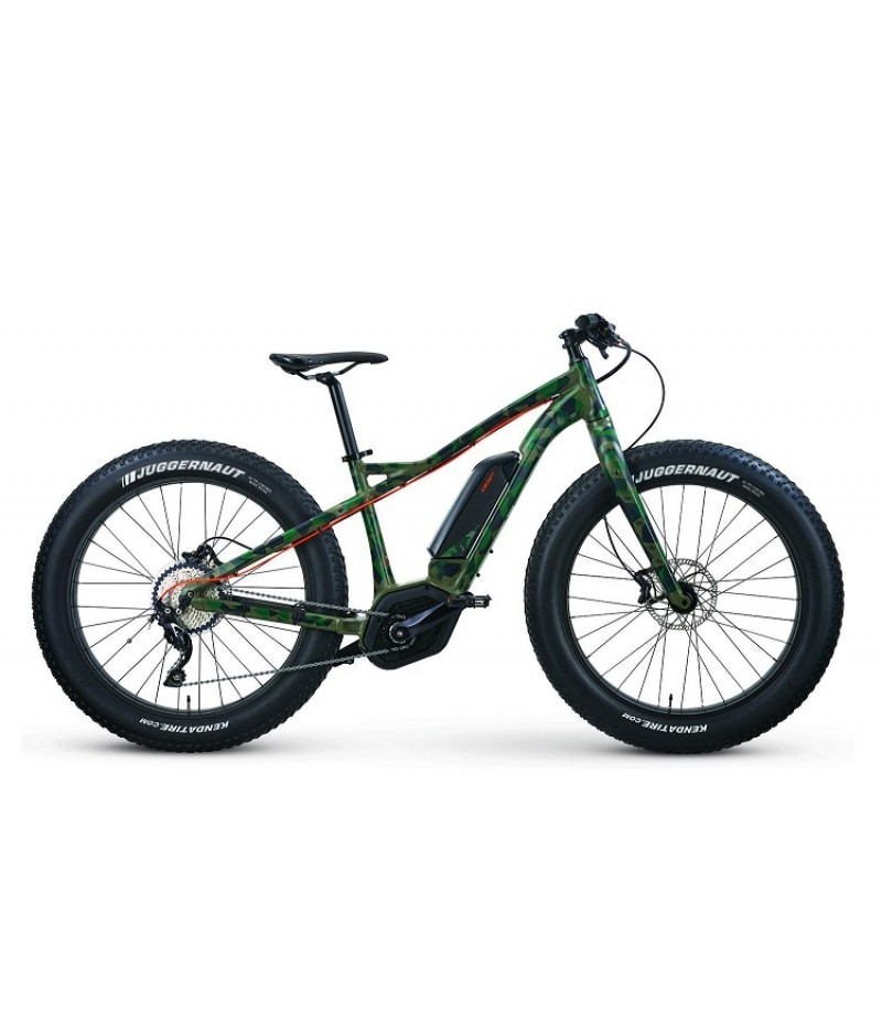 IZIP Sumo Electric Bike - 2018 E-Bikes