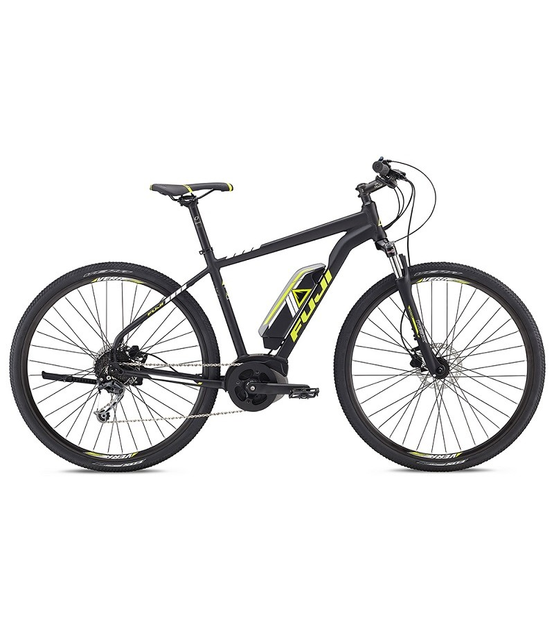 Fuji E-Traverse 1.3 Electric Bike - 2018