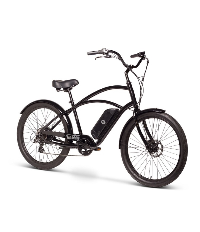 Tuesday August Live! Cruiser e-Bike E-Bikes